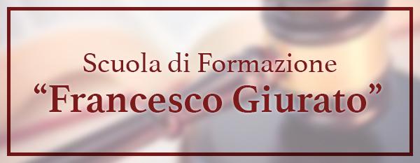 Scuola di Formazione Francesco Giurato